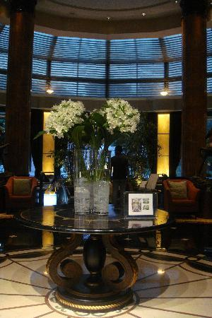 The Westin Tokyo: Front Entry