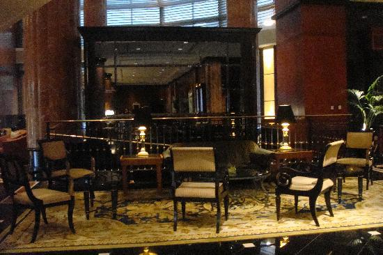 The Westin Tokyo: Lobby Seating