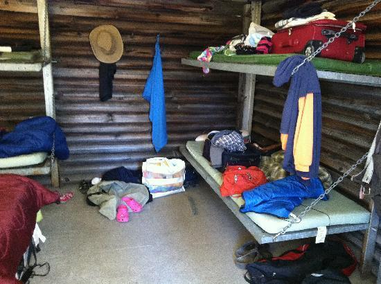 Colter Bay Village inside & inside - Picture of Colter Bay Village Grand Teton National Park ...