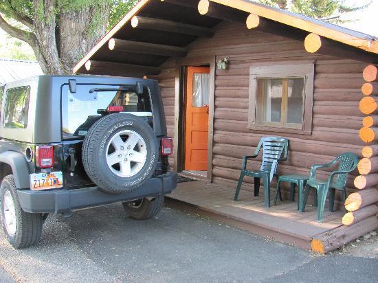 Kudar Motel & Cabins: Kudar Motel Cabin