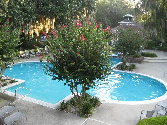 Best Western Plus - Island Inn: Pool