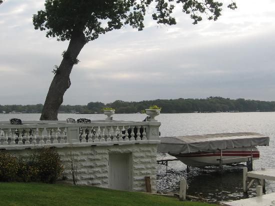 Angel Inn Bed & Breakfast: The boathouse
