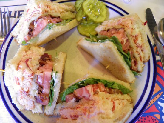 Lobster Claw: Lobster Club