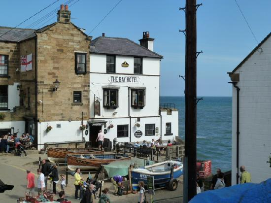 The Bay Hotel and Restaurant: The Bay Hotel, Robin Hood's Bay