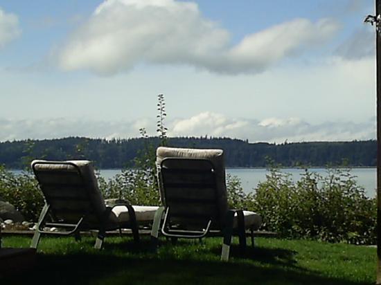 حانة كامانو أيلاند: comfy chairs in back