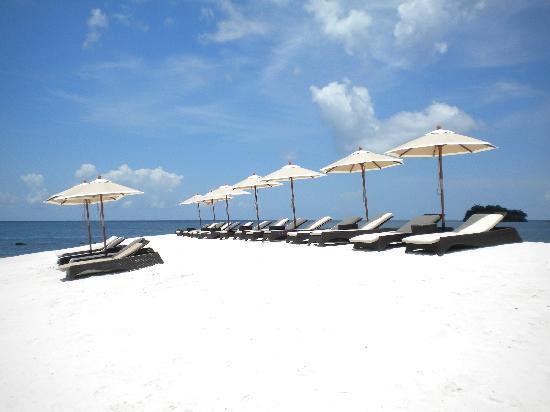 Buccament Bay Resort : What a beach