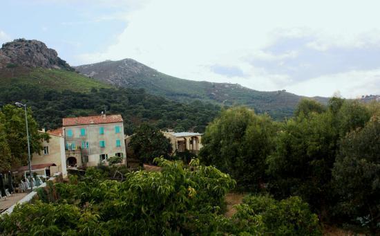 Calenzana, Francia: Vue 2