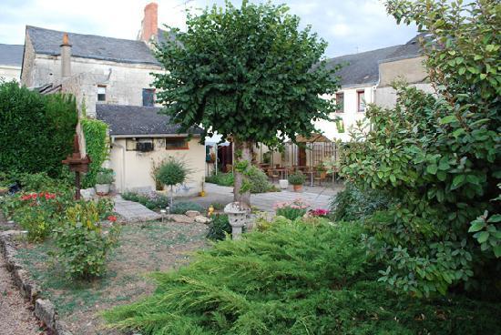 Hostellerie Saint Jean : Garten