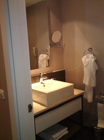 Alba Ankara Hotel: Bathroom 2