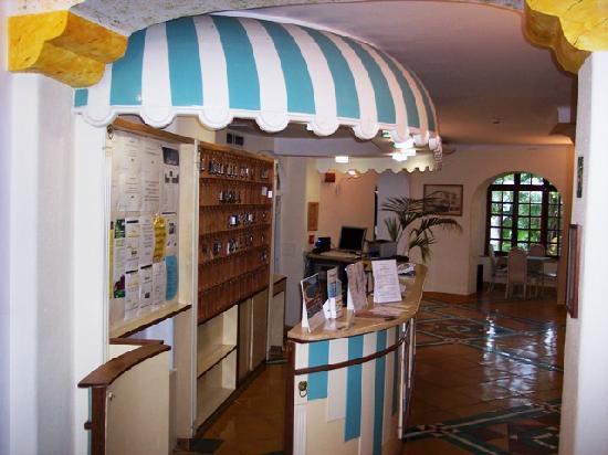 Hotel Terme Parco Edera : Reception