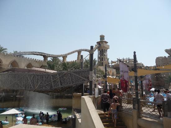 Wild Wadi Waterpark: Jumeirah Sceirah