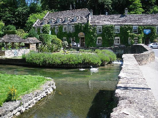 The Abbey: Bibury