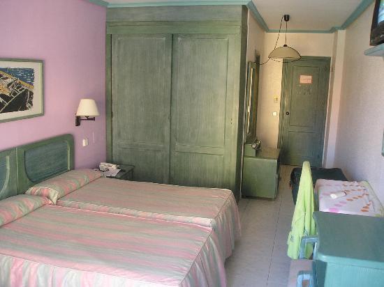 Hotel Torre Cristina: Habitación