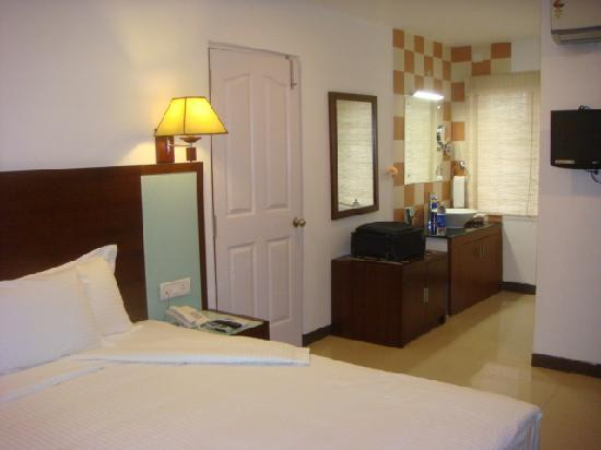 HomCourt Serviced Apartments: Superior Room 1