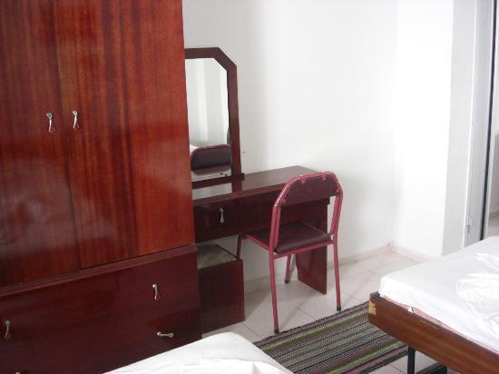 Hotel Villa Fortin: Room