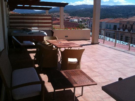 Hotel Corallo: Balcony