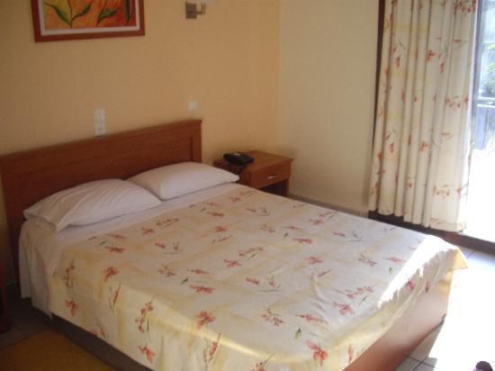 Hotel Kronio: notre chambre