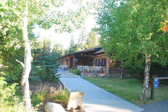 Jenny Lake Lodge: Main Lodge And Dining Room Part 39