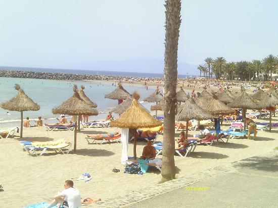 well nice beach.