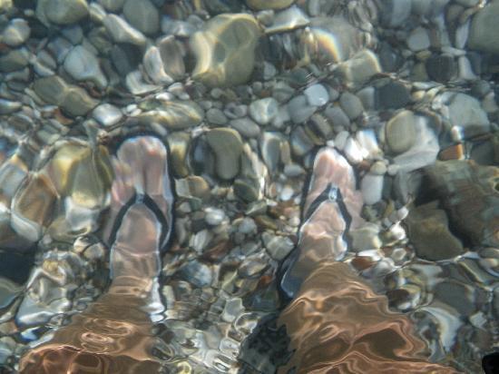 Odile Hotel: clear Mediterranean