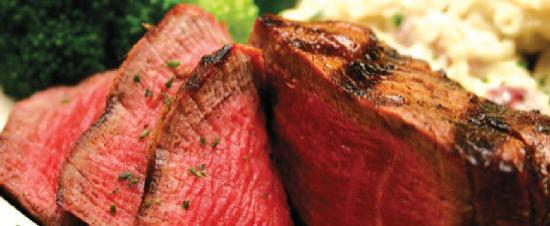Charleston's: Our Steak is top notch!