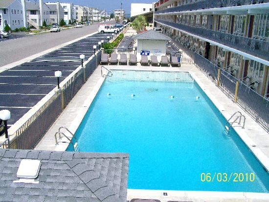 Avalon, NJ: Out door Pool