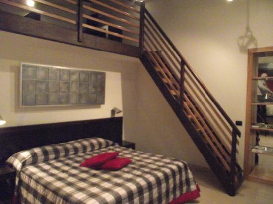 Hotel De Petris: executive room