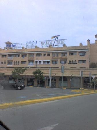 San Fernando, Espagne : hotel
