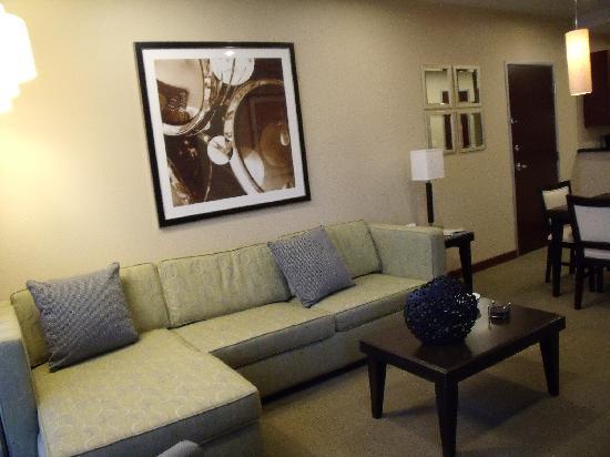 Staybridge Suites Las Vegas: Wohnbereich