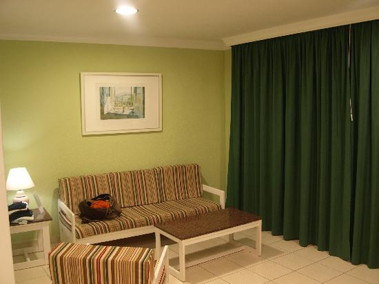 Arco Iris Apartments: Living Area 1