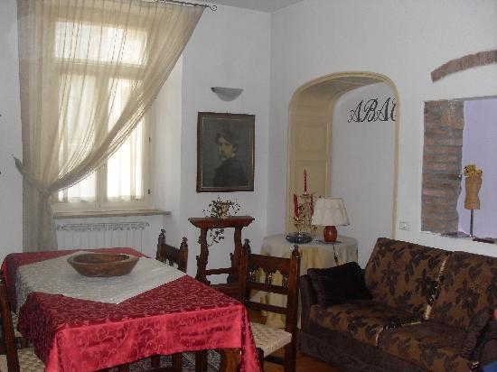 Abaco Centro Stazione: Living room