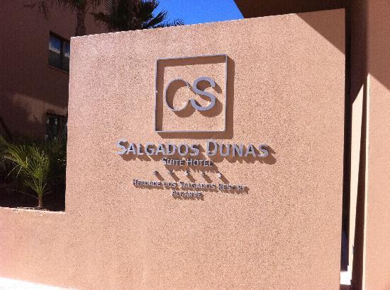 Salgados Dunas Suites: Hotel