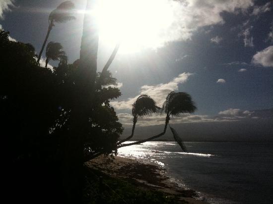 Остров Мауи, Гавайи: ti puoi svegliare con questo spettacolo
