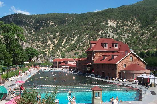 Hampton Inn Glenwood Springs: The Springs