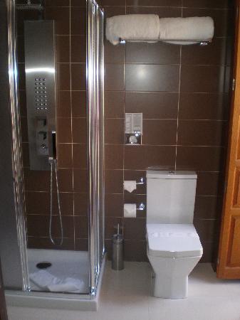 Hotel Rolle: La ducha