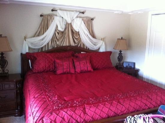 Appleview River Resort: Bedroom