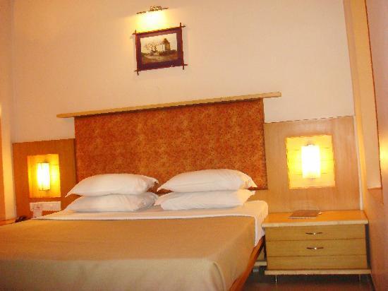 Hotel Malligi: my room