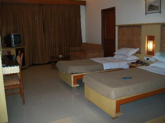 Hotel Malligi: My friends room