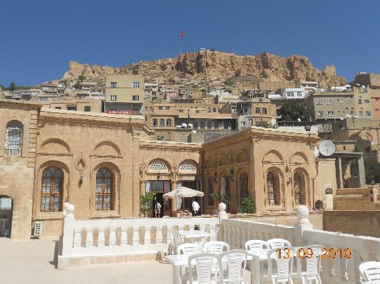 Mardin - Antik Tatlidede Hotel