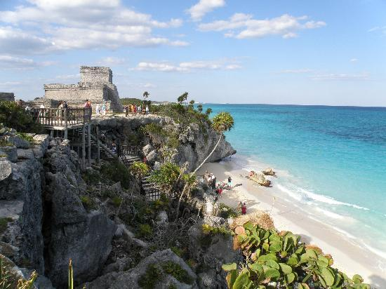 Tulum, Mexico: The Fort