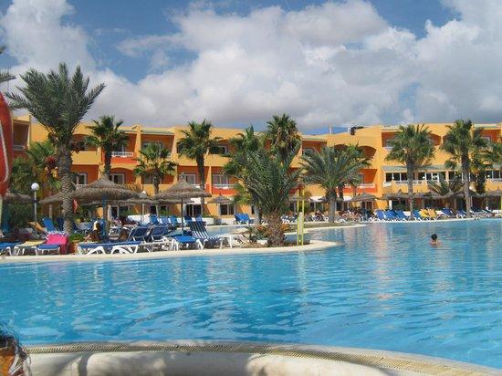 Caribbean World Djerba: piscine