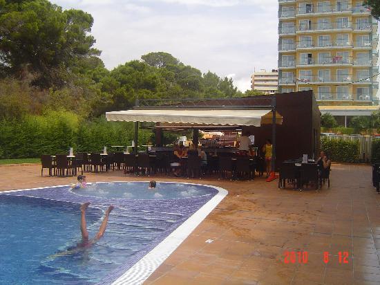 Timor: piscina