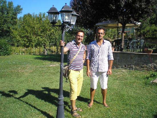 Borgovivo: Andrea e Omar