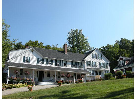 Christmas Farm Inn & Spa: main building