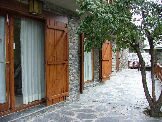 El Tarter, Andorra: The apartment