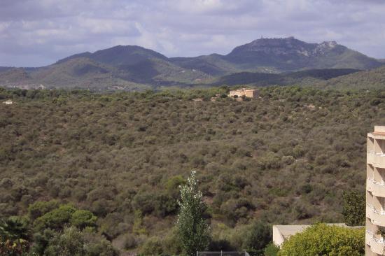 Club Cala Romani : view from balcony