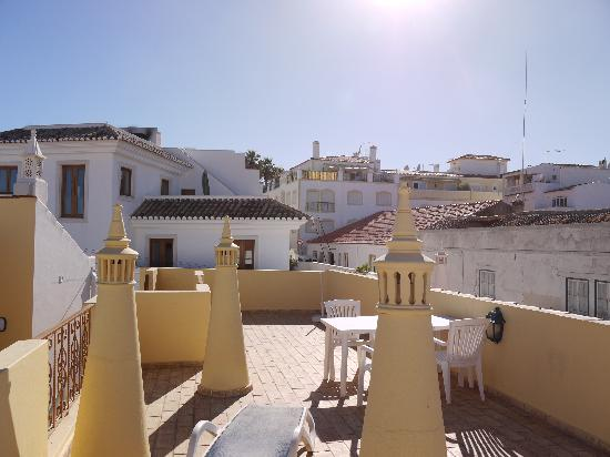 Casa Paula: The Roof Terrace