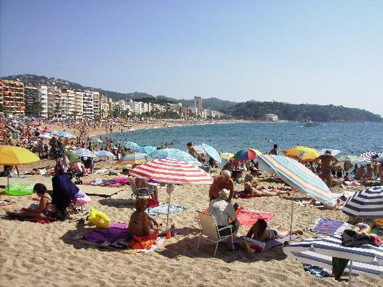 Hotel Maeva: lloret beach