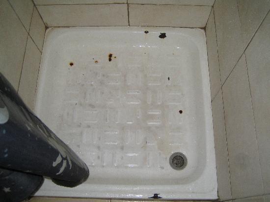 Hotel Ness Ziona: Bath