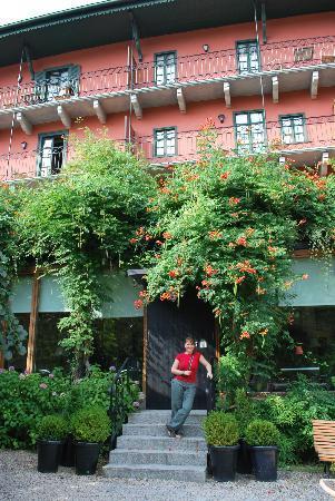 Vera de Bidasoa, España: Hotel